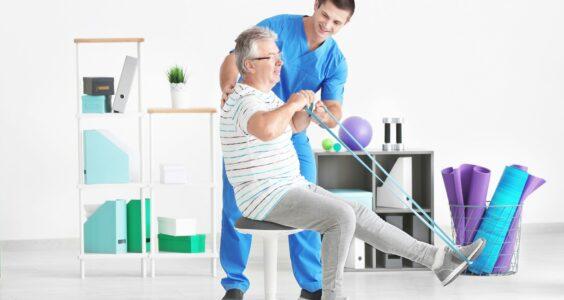 Afbeelding voor Diëtetiek behandeling bij (Post) COVID-19 patiënten in een revalidatiecentrum