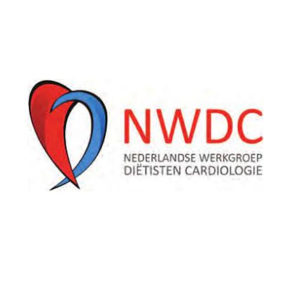 Afbeelding voor NWDC – Nederlandse Werkgroep Diëtisten Cardiologie