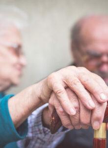 Afbeelding voor Ondervoeding bij ouderen