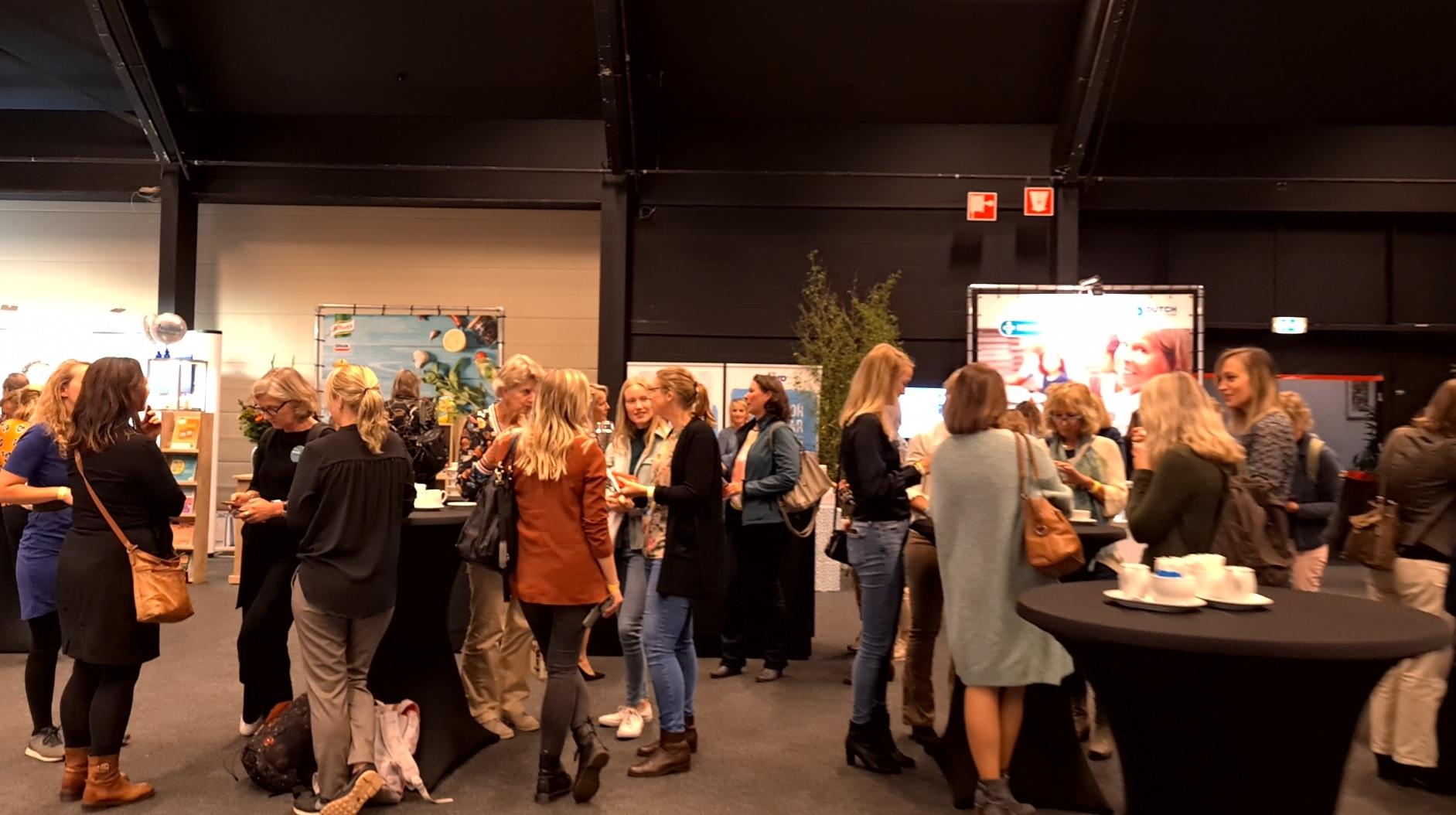 Afbeelding Video Diëtistendagen 2021, bekijk de sfeer en interviews met collega's